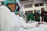 Kunjungi Rumah Sakit Tentara di Semarang, KSAD Pompa Semangat Tenaga Kesehatan