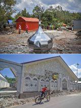 Tiga Tahun Pascagempa Lombok