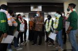 Sembilan Mahasiswa UMSurabaya Wakili Jawa Timur di Ajang PON Papua
