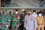 Panglima TNI dan Kapolri Tinjau Vaksinasi di Jambi