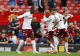 Begini Kegigihan Pemain Aston Villa Saat Permalukan Manchester United di Old Trafford