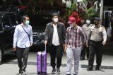 Jalani Pemeriksaan, Bupati Kuantan Singingi Andi Putra Tiba di KPK