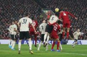 Babak I Liverpool vs Manchester United: The Reds di Atas Angin