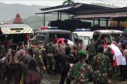 3 Jenazah Polisi Diterbangkan ke Kampung Halaman, Pangdam Cenderawasih Minta Maaf