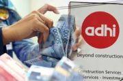 Adhi Karya Cetak Laba Rp665,04 Miliar di 2019