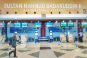 Jam Operasional Bandara Sultan Mahmud Badaruddin II Dikurangi