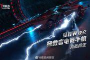 Ponsel Gaming Lenovo Legion Disebut Punya Fitur Pengisian Cepat 90W