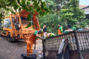 5 Hari Penerapan PSBB, Volume Sampah di Jakarta Utara Menurun
