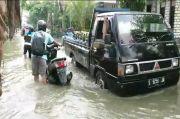 Banjir di Lamongan Meluas, 115 Desa di 17 Kecamatan Terendam