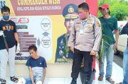Langganan Penjara, Preman di Palembang Dapat Hadiah Tembakan di Kaki