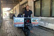 BRI Beri Pendampingan Pelaku UMKM Inspiratif Delivery Telur
