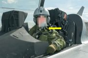 Bak Sport Jantung, Pria Tua Ini Tak Sengaja Terlontar dari Jet Tempur
