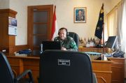 Bahas Sinergi Pengamanan Wilayah, Sesko AU Gelar Seminar Internasional Daring