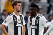 Juventus Umumkan Matuidi dan Rugani Sudah Bebas Virus Corona