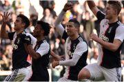FIGC Sambut Keputusan Juventus Tolak Scudetto