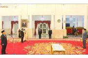 Presiden Lantik Politikus Hanura Jadi Kepala BP2MI