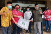 PSMTI Beri Bantuan 2.000 APD Melalui PBNU dan Muhammadiyah