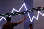IHSG Sesi Pagi Kokoh di Level 4.725 Saat Bursa Asia Merayap
