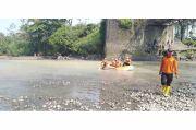 Terpeleset, Bocah 10 Tahun Hanyut Terseret Sungai Serayu Banjarnegara