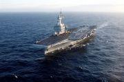 686 Awak Kapal Induk Nuklir Prancis Terinfeksi COVID-19