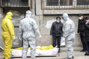 China Bantah Tutupi Angka Kematian Akibat Corona