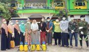 Unusa Peduli dan BPBD Jatim Salurkan Bantuan ke Ponpes Sunan Drajat