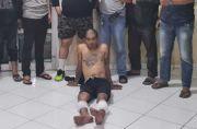 Pemanah Polisi Sekaligus Provokator Tawuran di Makassar Ditembak