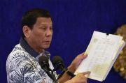 Banyak Tak Disiplin Saat Lockdown, Duterte Ancam Kerahkan Militer