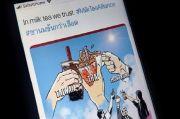 Anak-anak Muda di Thailand Dukung Hong Kong dan Taiwan Merdeka, China Marah