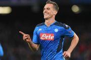Striker Napoli Jadi Alternatif Jika Juventus Gagal Rekrut Icardi atau Gabriel Jesus