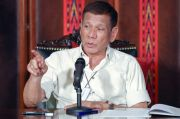 Lockdown Dilanggar, Duterte Ancam Berlakukan Darurat Militer