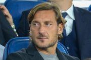 Tak Bisa Kunjungi Lagi AS Roma, Totti Hampir Menangis