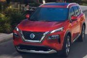 Foto Nissan Rogue 2021 Mengaspal di Jalan Beredar untuk Pertama Kalinya
