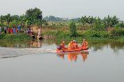 Loncat dari Jembatan Irigasi Citarum Timur Karawang, Seorang Pemuda Tenggelam