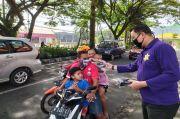 Cegah Corona, IKAPTIK Tebar 3000 Masker untuk Masyarakat