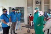 Ibas Salurkan Bantuan APD untuk Tenaga Medis di Jatim