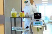 Sejumlah Negara Gunakan Robot untuk Rawat Pasien Covid-19