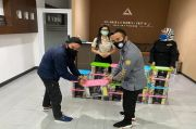 Law Office M Ali Nurdin Beri Bantuan bagi Warga terdampak Wabah Corona