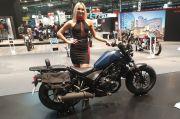 Honda Terang-Terangan Tantang Harley-Davidson dan Triumph