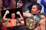 Josh Taylor Mimpi Bisa Duel Satu Ring vs Manny Pacquiao