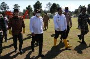 Gubernur Sumut Nilai Dairi Lebih Siap Hadapi Covid-19
