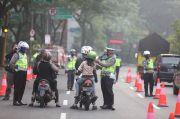 Masih Banyak Warga yang Melanggar Aturan PSBB di Kota Bandung