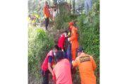 Mancing di Sungai Merawu, Bapak-Anak Terseret Arus