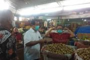 Nekat Tak Pakai Masker, Wali Kota Solo Ancam Cabut SHP Pedagang Pasar