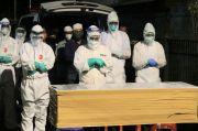 Makamkan Dua Jenazah COVID-19 Dalam Sehari, Timsus Ditsamapta PMJ Diapresiasi