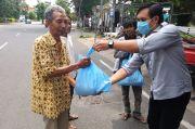 Peduli Corona, IJTI NTB Bagikan 150 Paket Sembako dan APD