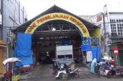 Dampak Corona, Pasar Grosir Terbesar Indonesia Timur Tutup