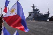 Kapal Perang China Hendak Tembaki Kapal Filipina di Laut China Selatan