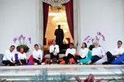 Evaluasi Perekrutan Staf Khusus Presiden Jokowi