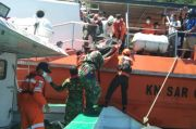 Lanal Gorontalo Evakuasi Mayat di Perairan Kayu Bulan